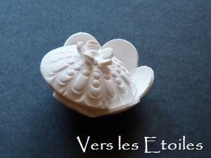 Petite boîte en argile polymère