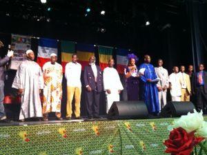 Le 21 septembre aux Espaces V, le Mali était à l'honneur