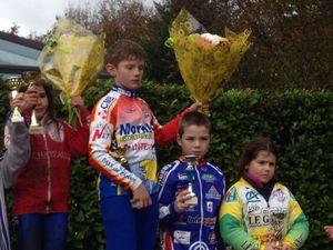 victoire de Mathieu Momblano au Drennec