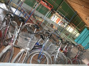 8 vélos pour les enfants de CPCDO  à Battambang