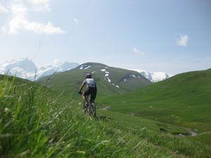 Tour du Plateau d'Emparis - 14 juillet.
