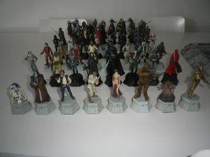 Jeu d'Echec Star Wars Ed Altaya
