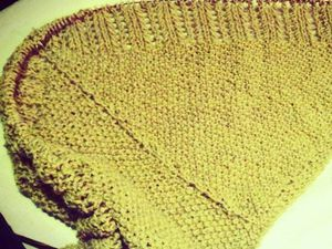 Shilly Morning Shawl