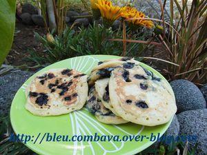 Vous pouvez évidemment utiliser la même recette pour confectionner des pancakes natures!