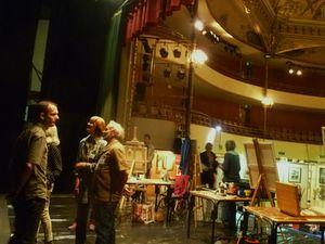 on reproduit sur scène au Kursaal Besançon
