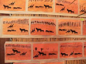 EXPOSITION &quot&#x3B;UNE SEMAINE EN AFRIQUE&quot&#x3B;