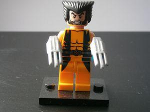 Loki (0116) et Wolverine (0117) - Decool