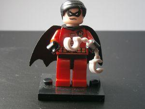 Robin (0118) et Deadpool (0119) - Decool