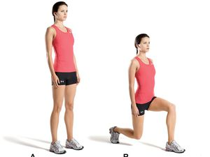 1) 20 jumping jacks,2) 10 side lunges,3) 1 jump squat,4) 10 squat,5) 35 russian twist,6) 35 russian twist,7) 15 incline push up,8) 20 lunges,