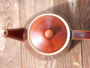 Design élégant, pour votre five o'clock tea ou votre café du petit déjeuner.