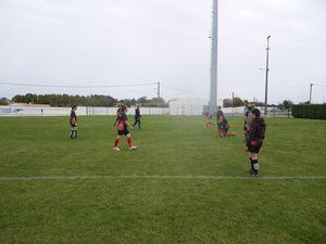Journée Rugby à Surgères - Mercredi 20 Novembre