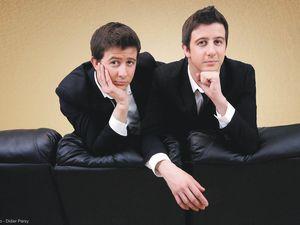 Les Jumeaux Steeven et Christopher (mars 2014)