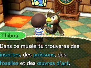 photo 1 (le musée) photo 2 (dans le musée)