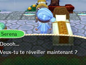 Séréna (Le salon de détente) :