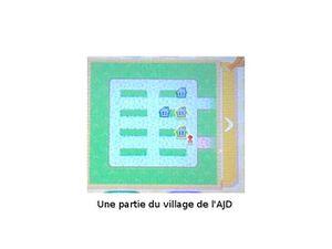 Le village témoin de l'AJD :