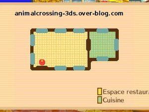 Le restaurant (HHD) :