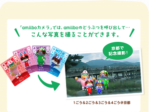Photo 1 Site Nintendo Japon. Photo 2 : NintendHOME