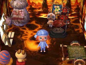 Le village de Nintendo.