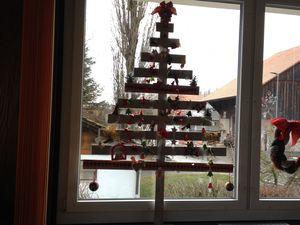 Décorations festives...