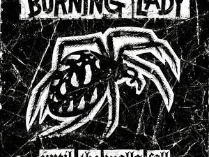Burning Lady - Until the walls fall