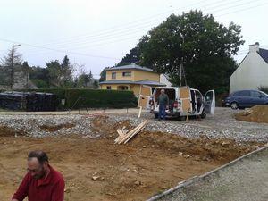 Samedi 21 sept reprise du chantier &#x3B;-)