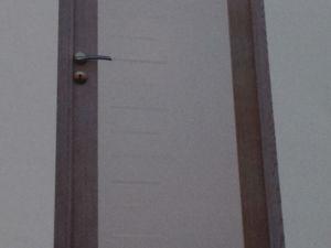 Choix N°1 pour la porte (photo1) finition (photo 2)