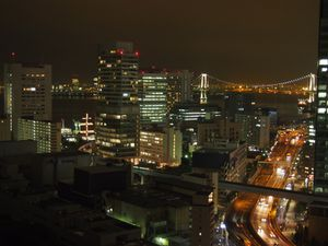Tôkyô skyline