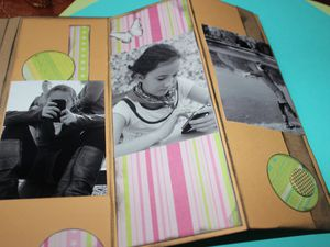 http://luniversdegarfield59 garfield59 luniversdegarfield59 mini album scrap scrapbooking papillon