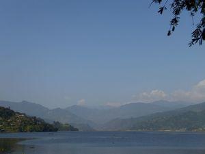 Le lac Phewa