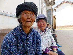 21 jours au Yunnan = 21 portraits !