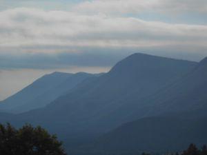 Le Col de la Pigière                          et La Montagne de Lure