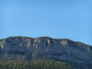 Les environs de Rémuzat, déjà des airs d'Alpage.