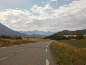 Un nouveau col que Rémi a tracé : le col des Eygaux à 914 m.