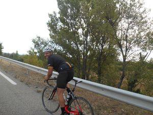 Non non ce n'est pas le dernier vélo de Berni, c'est le mien qui est en panne pour la 2ème fois cette semaine...
