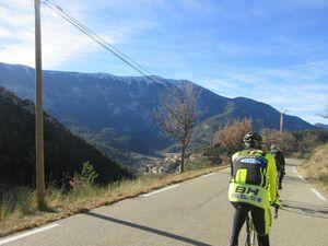 """Entre Drôme et Vaucluse on ne fait """"que"""" traverser les plus beaux paysages de la région..."""