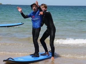 Surf et handicap: Une vidéo qui va vous émouvoir