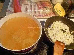 [Recette] Soupe au fromage du Cantal