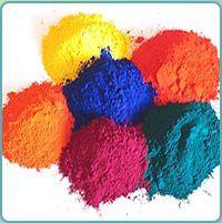 gomme arabique et pigments