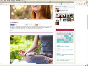 Jour de yoga (giveaway inside)