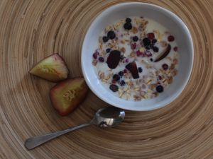 Mon bol de muesli superfruits (degustabox inside)