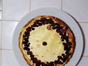 Cheesecake au marshmallow