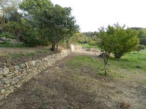 Restauration des soutènements des jardins communaux à St-Martin-Les-Eaux