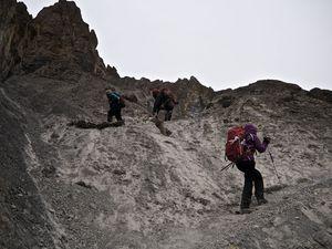 De Tilichu Base Camp (4 150 m) à Tilichu Lake (5 015 m) et retour à Shree Kharka (4 100 m)