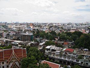 Premiers jours en Thaïlande