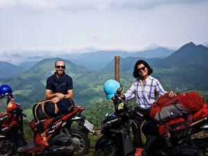 Road-trip à scooter dans le Nord-Ouest