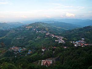 Thaïlande, suite et fin dans le Chiang Rai