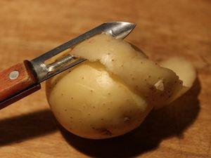 Soupe de carottes au curry et au gingembre