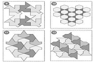 Géométrie : pavages