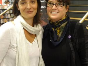 Rencontre avec Sherrilyn Kenyon à la Fnac Bercy - 14/09/2013