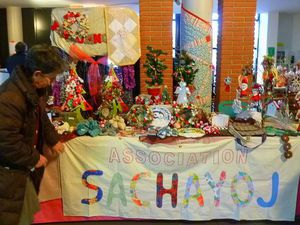 L'Année de la vie consacrée – la religieuse au cœur du marché de Noël